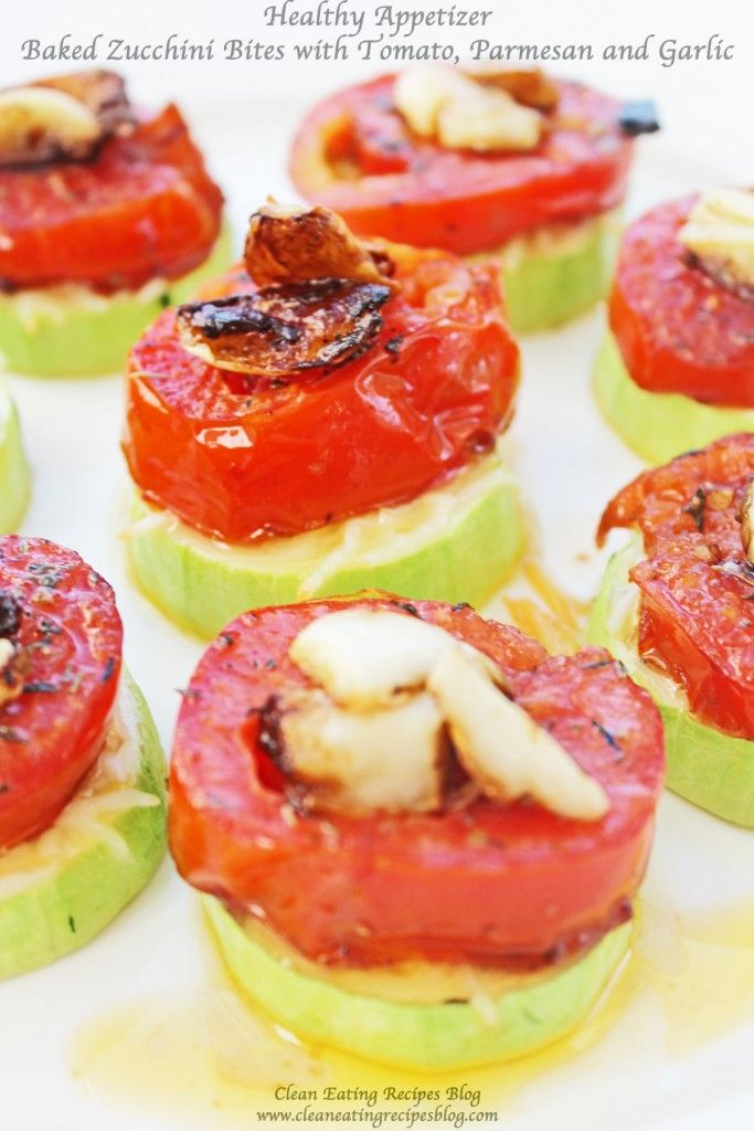 **Healthy Appetizer Baked Zucchini Bite** | Weight Loss Meals and Recipes - Clean Eating Recipes #cleaneating #cleaneatingdiet #healthyrecipe #weightlossrecipe #weightlosshelp