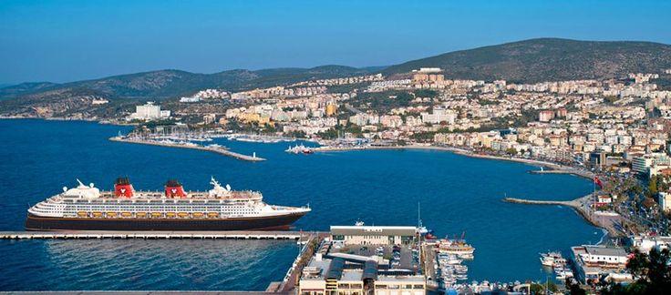 17 best images about disney cruise line on pinterest - Ephesus turkey cruise port ...