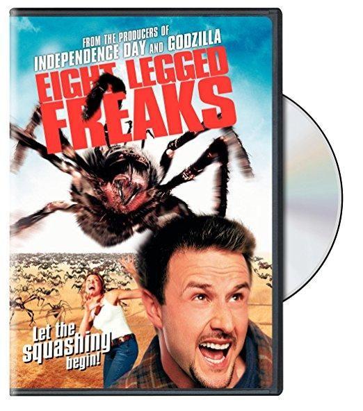 Eight Legged Freaks David Arquette, Kari Wuhrer, Scott Terra, Scarlett Johansson, Doug E. Doug, Riley Smith, Leon Rippy, Rick Overton