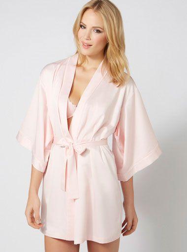 "Misha+""Bridesmaid""+Kimono+-+Pink++Mix+|+Boux+Avenue"