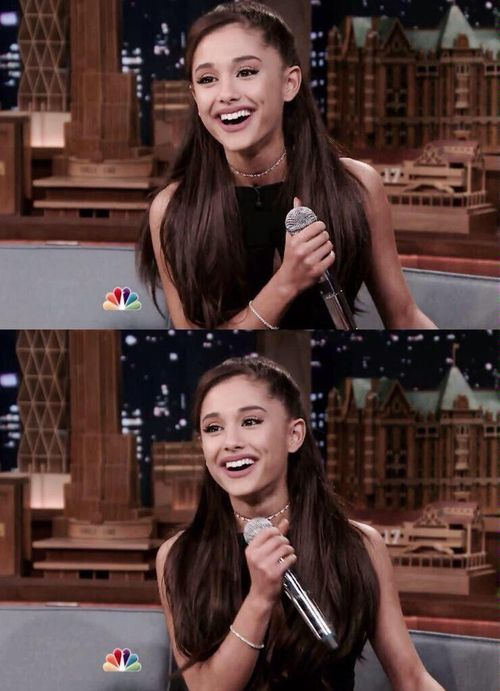 her smile lights up the world