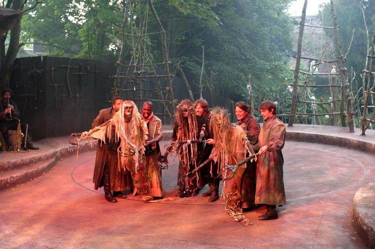 PHILIP WITCOMB THEATRE DESIGN - Macbeth