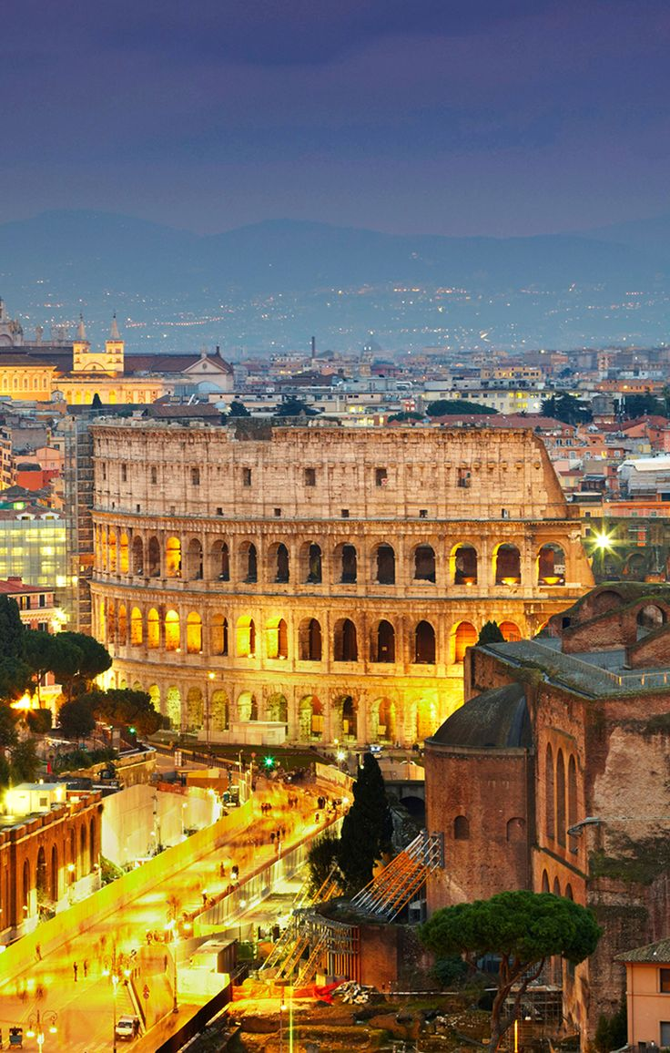 Rome Vacation with Airfare from Gate 1 Travel Rome