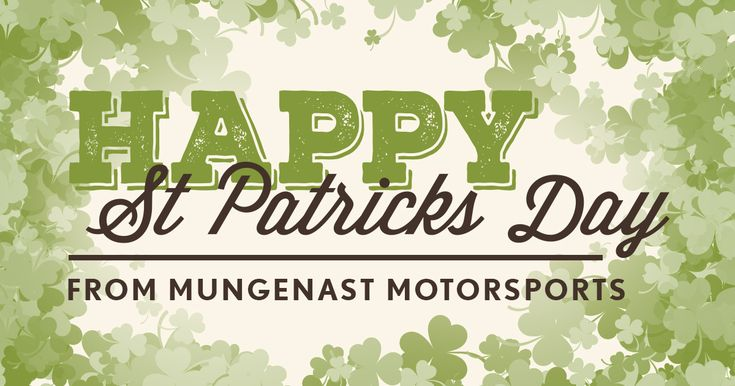 Acura Dealers St Louis >> Happy St. Patrick's Day from Mungenast Motorsports! We ...