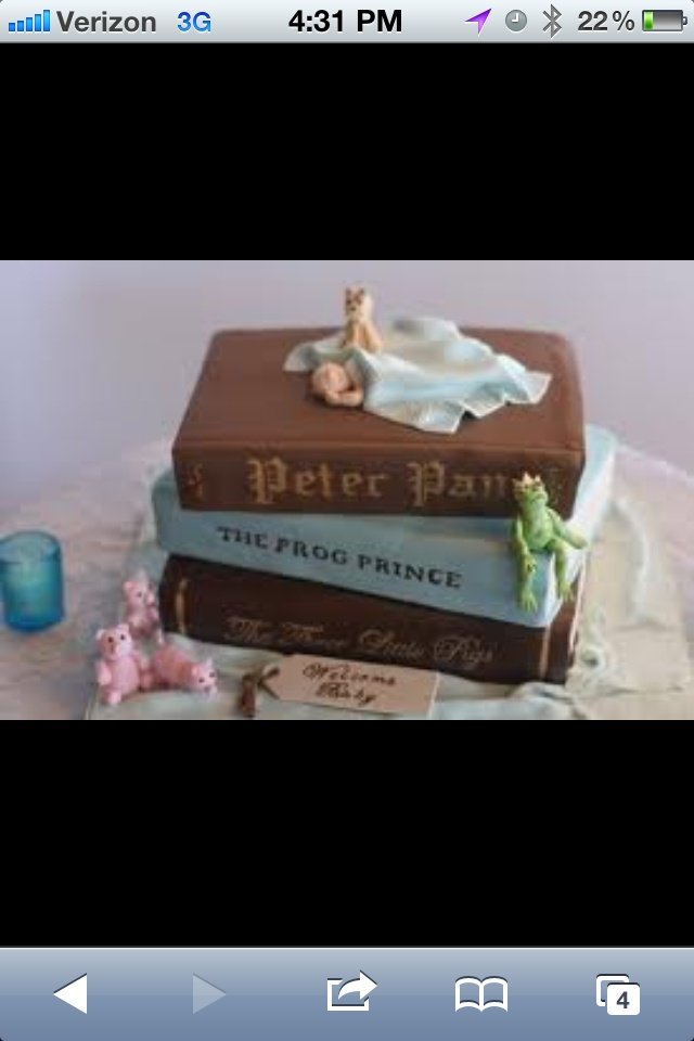 24 best Story book/ Peter Pan babyshower images on Pinterest | Peter ...