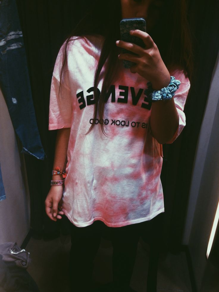 ZARA Revenge t-shirt