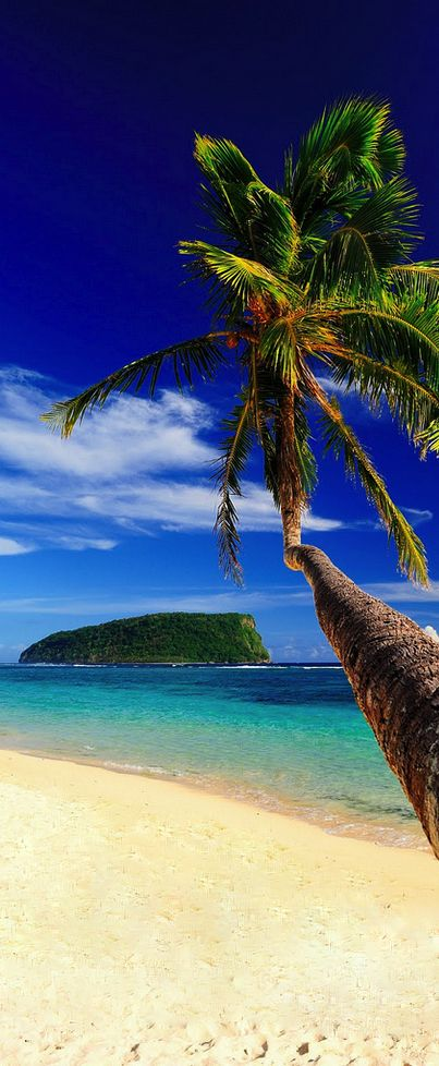Lalomanu beach, Samoa | by Thomas Lynge Jensen on Flickr