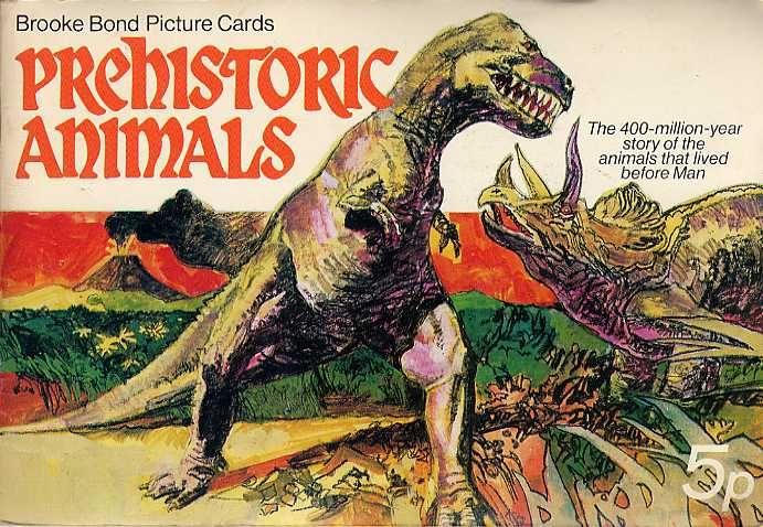 Prehistoric Animals 1972
