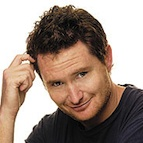 Dave Hughes - Comedian Adelaide Fringe 2014 Will see him again - high energy that boy has!  Hilarious!  Loved his show!