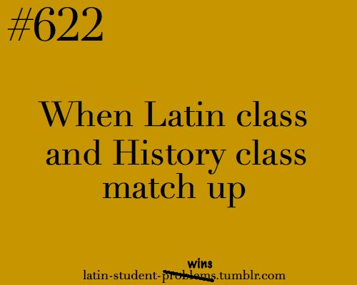 Funny Latin Comments