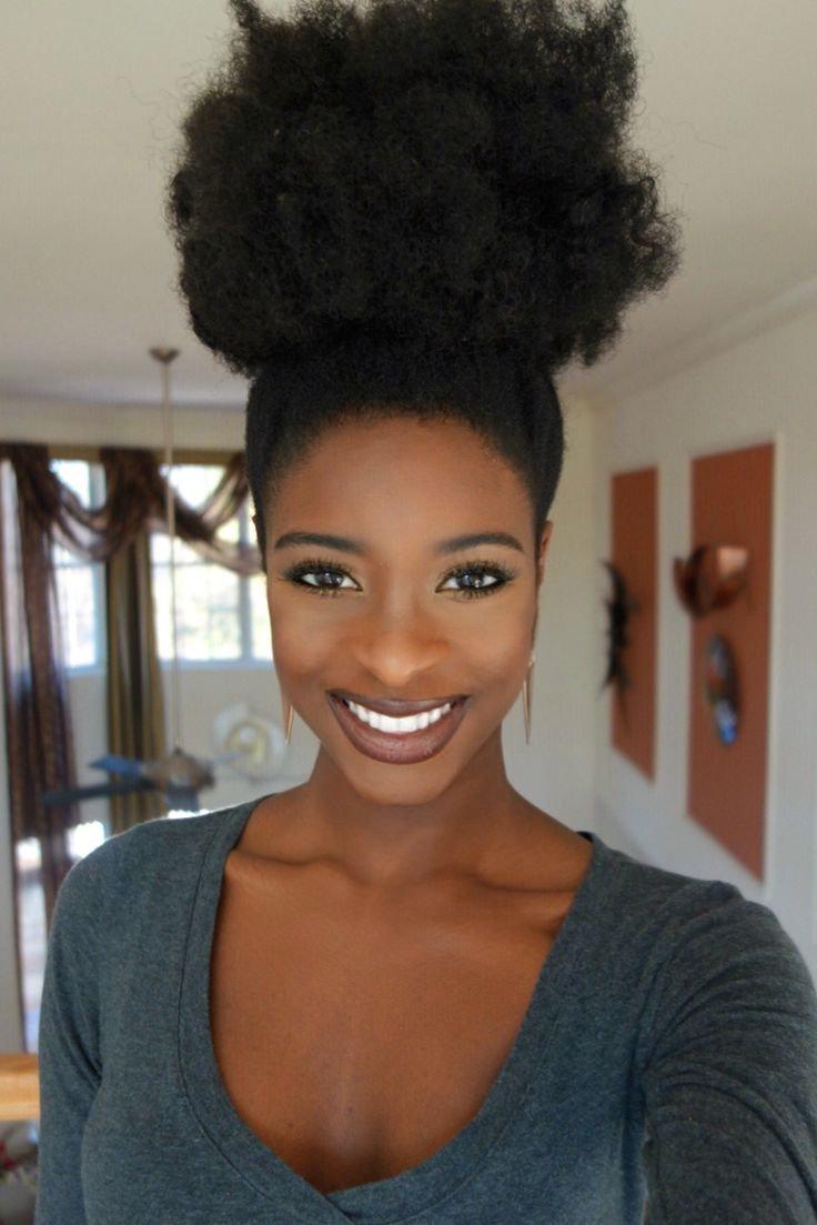 Natural African Hairstyles 25 Best 4b Natural Hairstyles Ideas On Pinterest 4b Natural