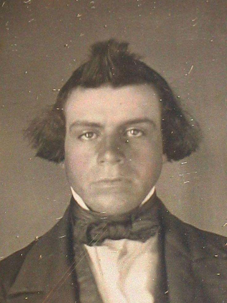 6th Plate Daguerreotype, circa 1850s
