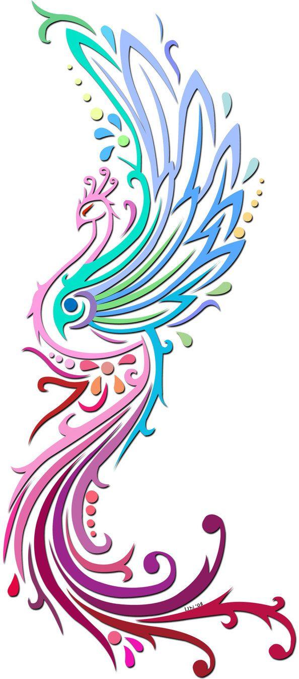 Peacock Wonder Colors by xxChrispy