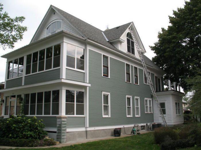 7 best exterior paint images on pinterest exterior paint - Exterior house painting contractors ...