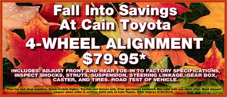 wheel alignment coupons goodyear