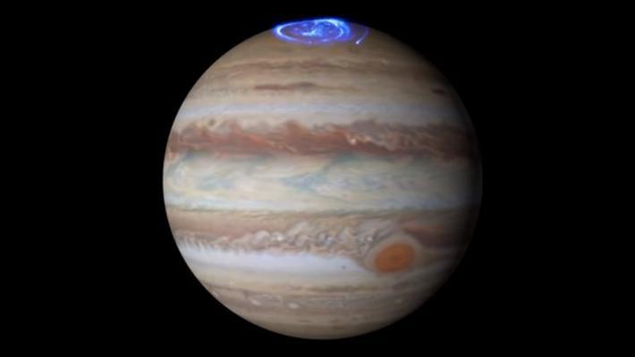 Οι αστρονόμοι χρησιμοποιούν το διαστημικό τηλεσκόπιο «Hubble» της NASA για να μελετήσουν το σέλας