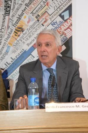 presentazione Rapporto 2012 sulla Libertà religiosa. Roma 16 ottobre 2012