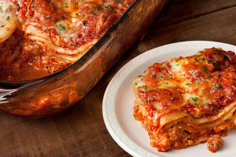 Turkey Sausage Lasagna Recipe