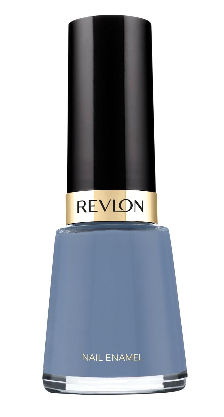 Revlon - Dreamer. Perfect muted blue for True Summer.