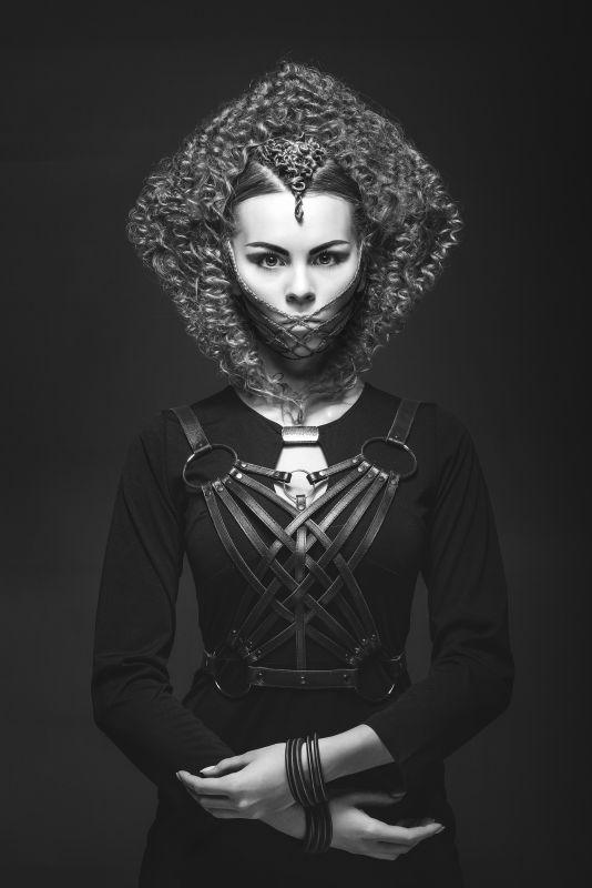 Young Talent Style Masters Contest 2012,Elizabeta Fogel from #Rusia #SocialMedia #SantanaPeluquerosAlicante.