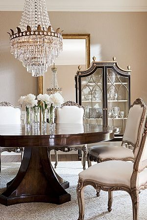 I have this lovely table coming for a client next month!  Lovely ... ebanista