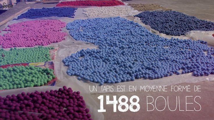 Sukhi.fr - Comment Faire un tapis de boules