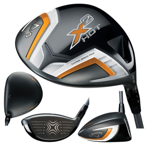 2014-Callaway-Golf-X2-Hot-Driver-Pick-Your-Hand-Loft-Flex-NEW