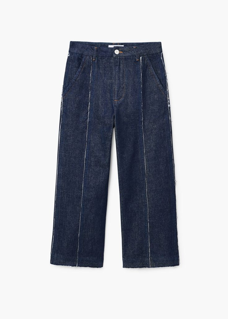 MANGO – Jeans | Leandra Medine x Mango
