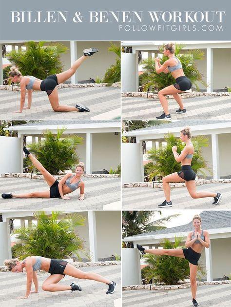 Het is weer Workout Wednesday en vandaag gaan we onze billen en benen trainen in 12 minuten. In deze video laat ik een aantal verschillende oefeningen zien en je kunt direct mee doen. Het enige wat je