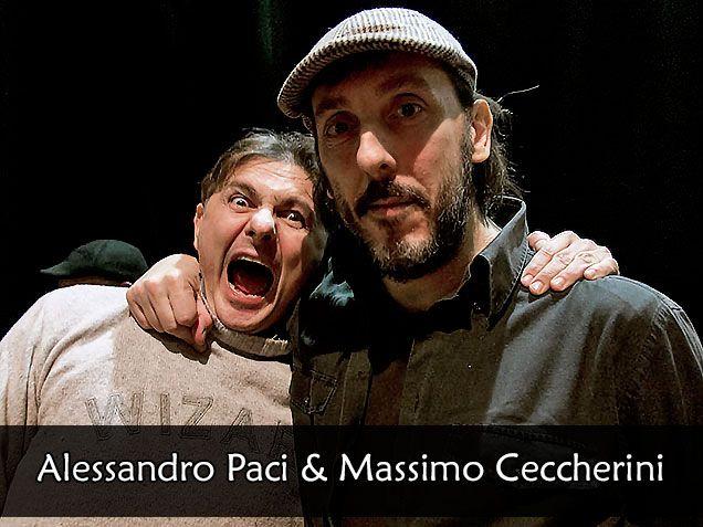 Gli Arrockettati - Alessandro Paci e Massimo Ceccherini