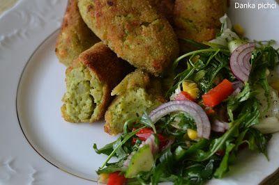 Danka pichci: Krokiety ziemniaczano-brokułowe