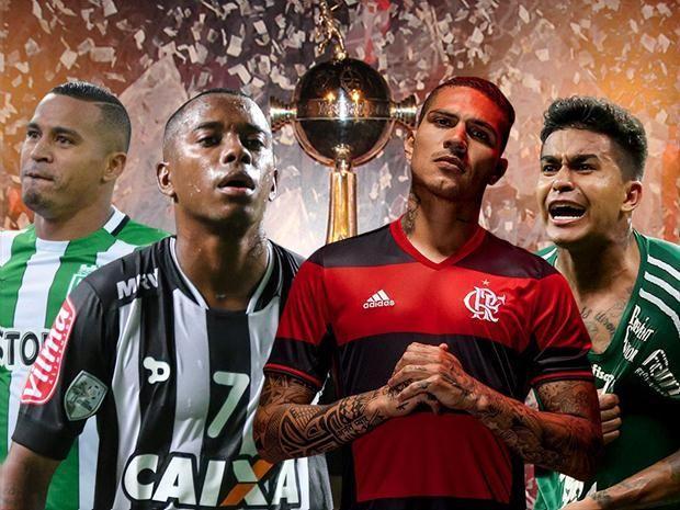 Quais são os cinco melhores jogadores da Libertadores? Comentaristas do FOX Sports escolhem