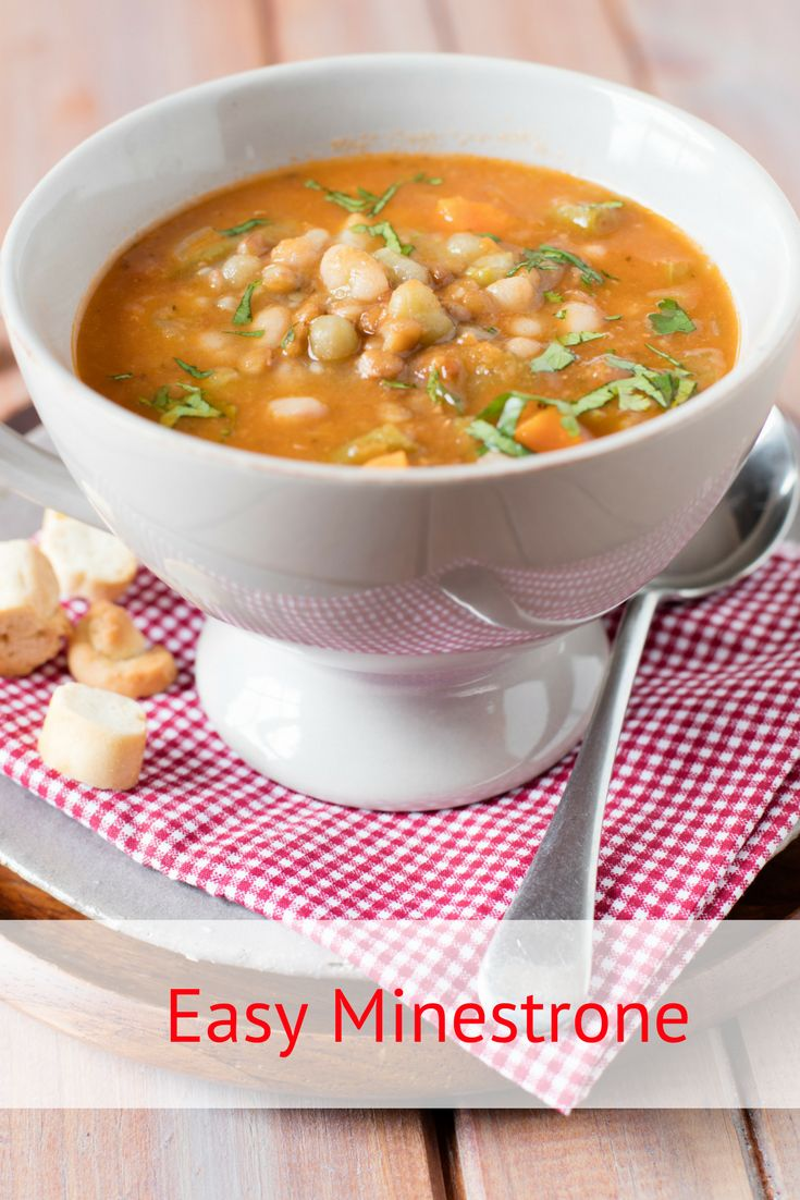 265 best rhodes quality recipes images on pinterest for Easy tasty soup recipes