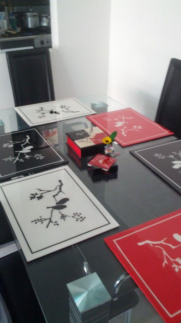 Resultado de imagen para individuales con resina