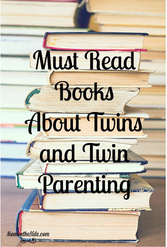 Fear, unknown, curiosity, and defeat all had (and still have) me reaching for books about twins and twin parenting. I'm sharing a list of them with you!