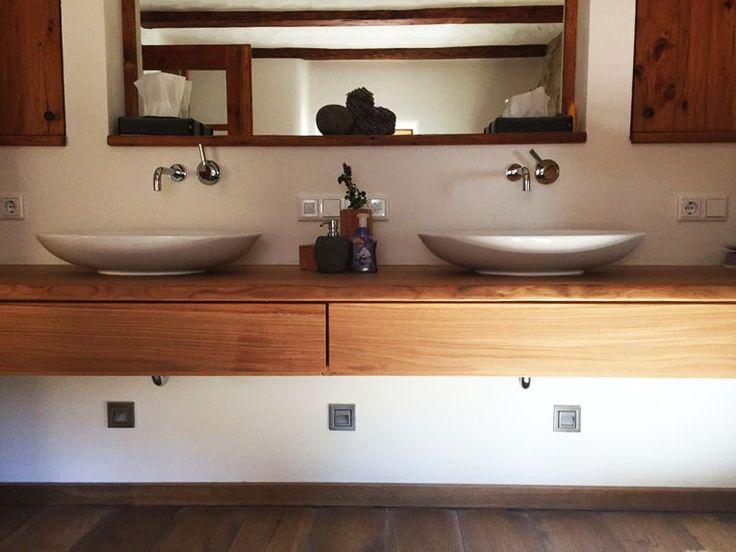 die besten 25 aufsatzwaschbecken ideen auf pinterest waschtisch holz f r aufsatzwaschbecken. Black Bedroom Furniture Sets. Home Design Ideas