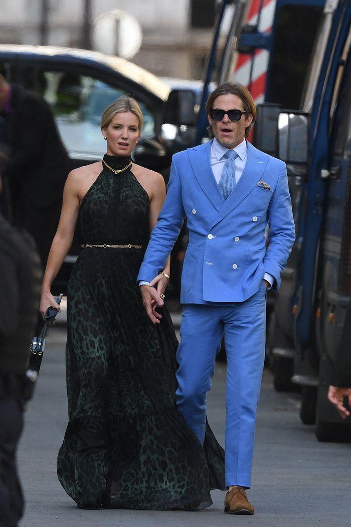 Zoe Kravitz S Wedding Featured The Best Dressed Guests