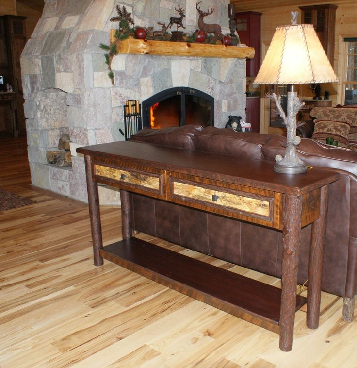 12 Best Images About Rustic Lodge Birch Bark Furniture On Pinterest Shelves Drawers And Night
