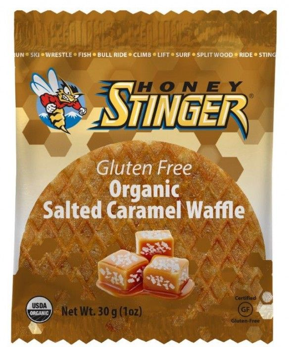 Honey Stinger Gluten Free Organic Waffles | 3 Delicious Flavors