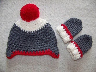 Free Crochet Pattern For Sock Monkey Mittens : 13 best images about lots of hats on Pinterest Monkey ...