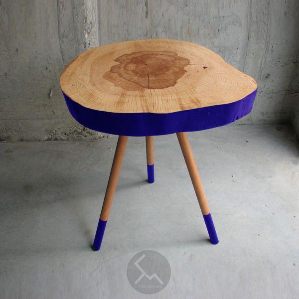 Table No.4 INDIGO de Studio Minimal  sur DaWanda.com