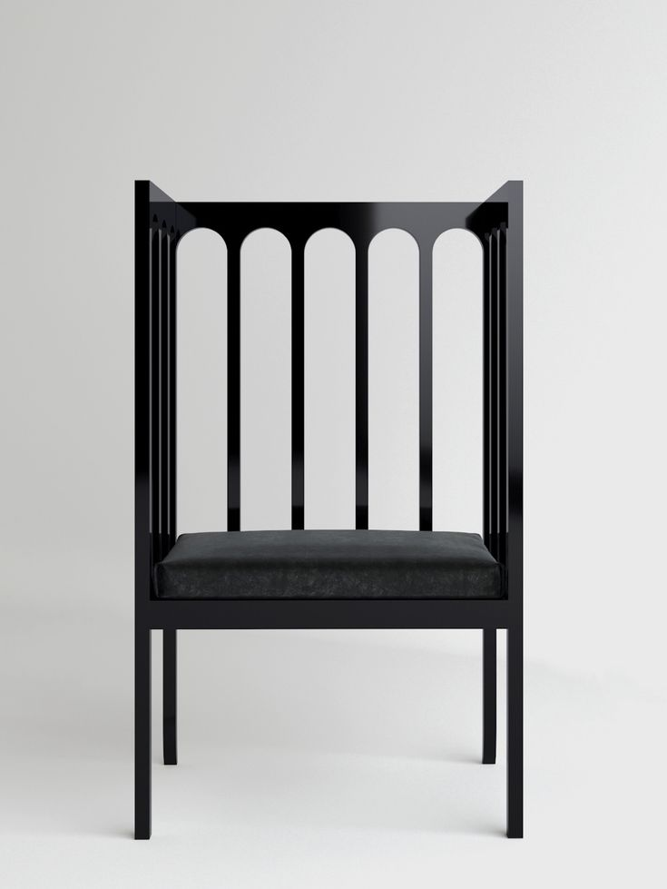 Narrow armchair | Armchair, Wood, Furniture