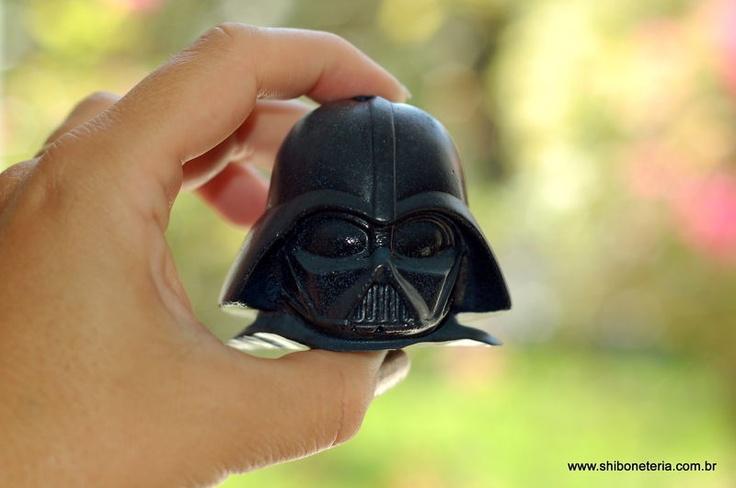 Sabonete Darth Vader R$8.00