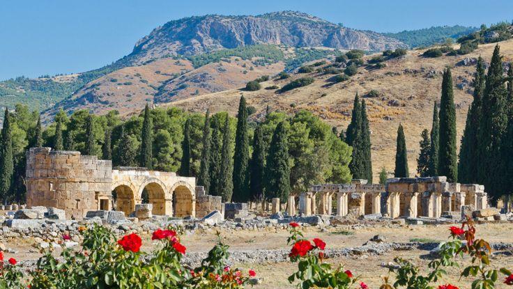 Hierapolis ruins, Turkey