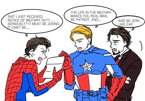 Military duty? Really?