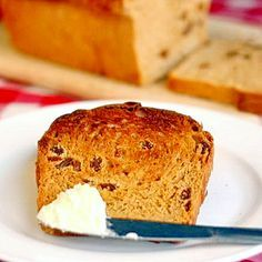 Newfoundland Molasses Raisin Bread - Rock Recipes -The Best Food & Photos from my St. John's, Newfoundland Kitchen.