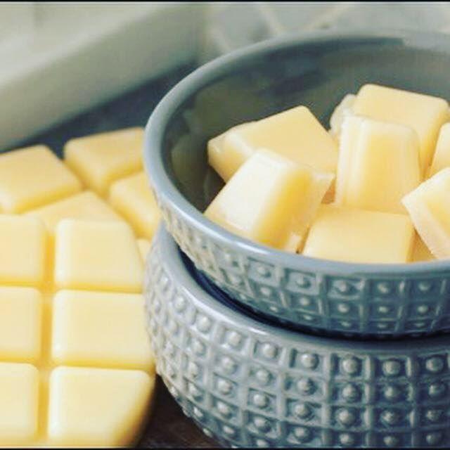 Hornillo clasico con bloques de cera de soja aromatizantes
