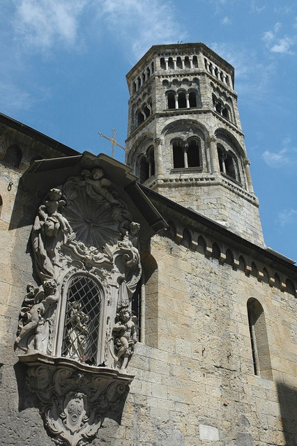 San Donato Church, in the historic center of Genoa