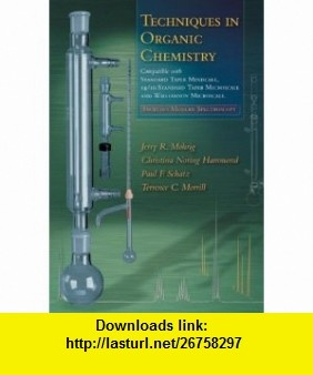 Techniques in Organic Chemistry Miniscale, Standard-Taper Microscale, Williamson Microscale (9780716766384) Jerry R. Mohrig, Christina Noring Hammond, Paul F. Schatz, Terence C. Morrill , ISBN-10: 0716766388  , ISBN-13: 978-0716766384 ,  , tutorials , pdf , ebook , torrent , downloads , rapidshare , filesonic , hotfile , megaupload , fileserve
