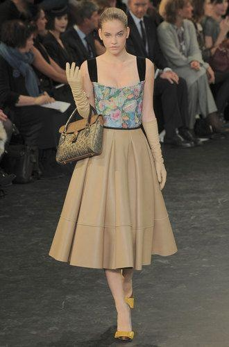 LV, F/W 2010.   Could have been F/W 60 years before